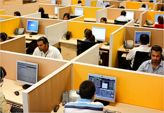 Call Centre Office