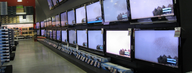 Investors for electronics retail chain