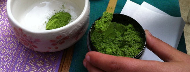 Green Tea Powder Producer in India