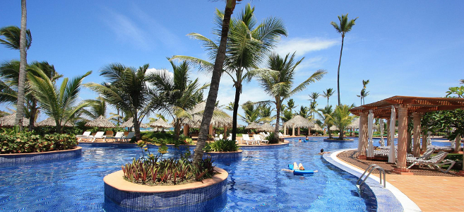 Luxury hotel accommodation in Punta Cana, Dominican Republic