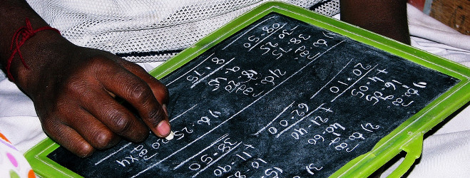 Maths Learning - Education Investment Opportunities in Ghana