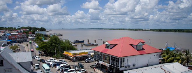 Real Estate Investment Opportunity in Suriname - Picture of Paramaribo