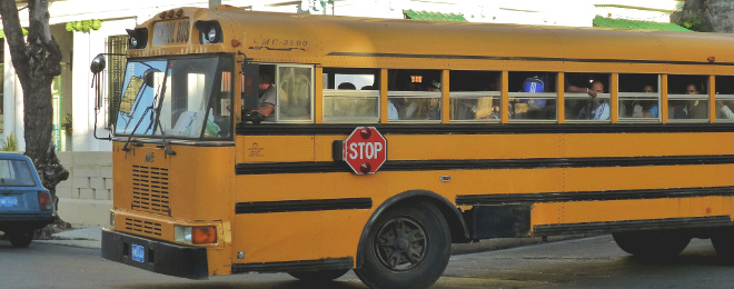 School Bus Service Business Project