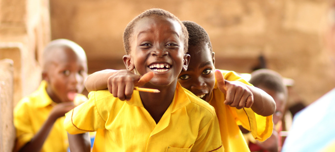 School Kids - Education Investment Opportunities in Ghana