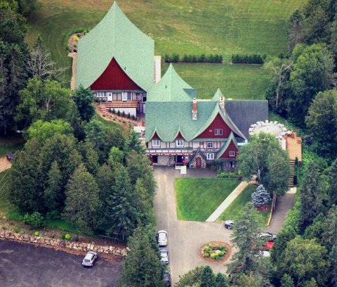 View of an Inn for Sale in New Brunswick, Canada