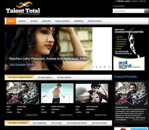 Required Investment For Modelling And Casting Agency Business