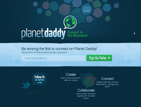 PlanetDaddy.com Temporary Page