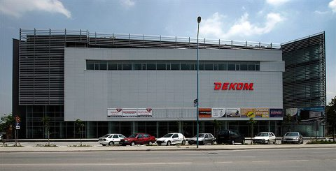 Commercial centre in Sofia, Bulgaria is for sale