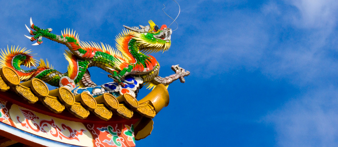 The Chinese Dragon Spreading Wings Abroad