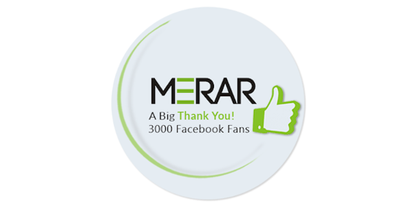 A Big Thank You for the 3000 Facebook Fans!